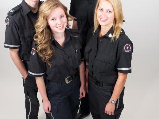 Image of 4 MFR Volunteers from Newfoundland and Labrador